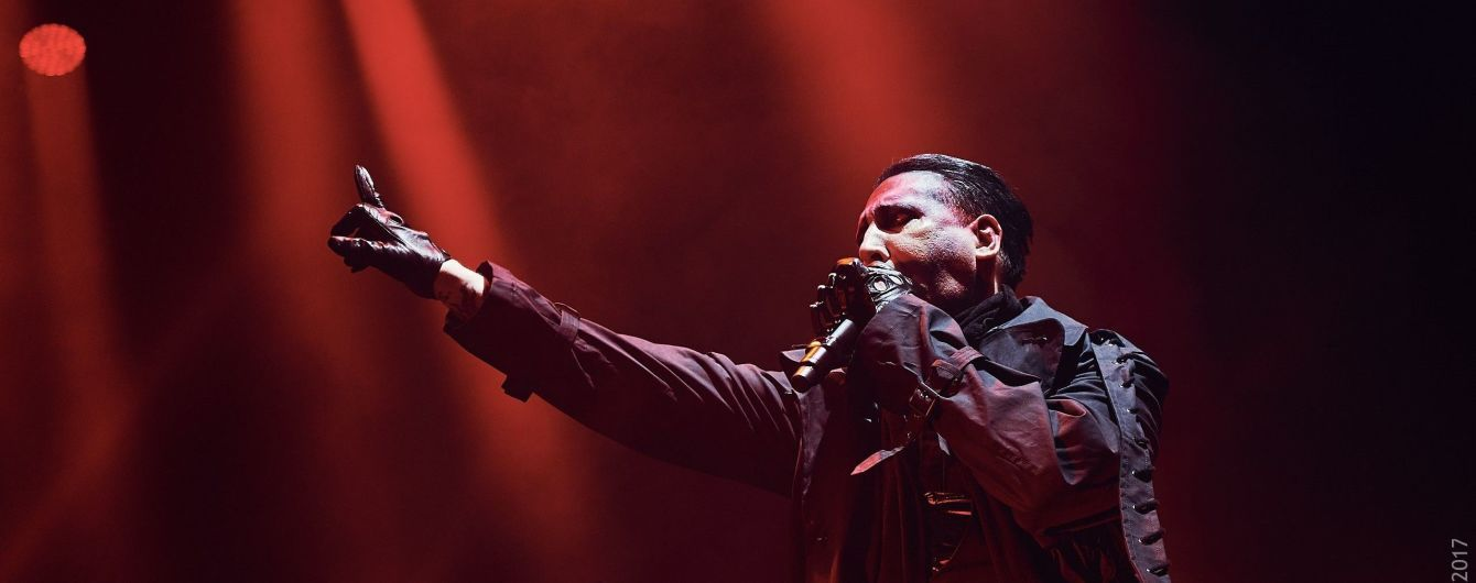 Организаторы концерта Мэрилина Мэнсона в Киеве прокомментировали скандал с билетами
