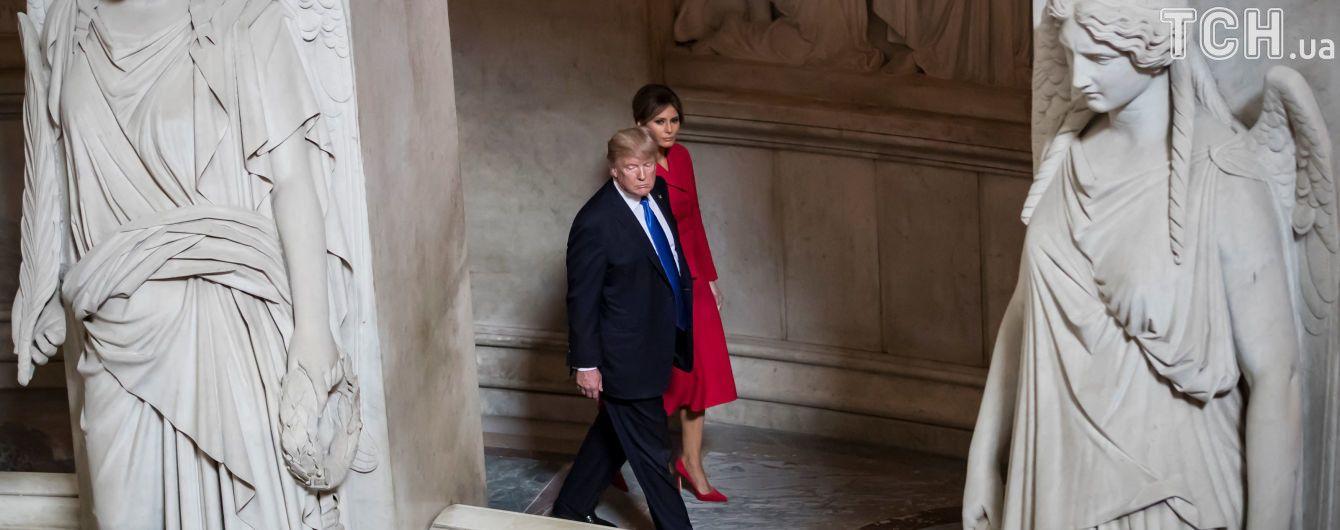 Визит Трампа в Париж и старт пенсионной реформы. Пять новостей, которые вы могли проспать
