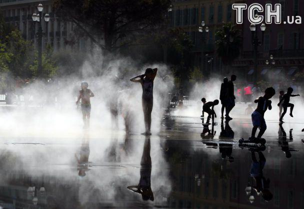 «Люциферов ад»: нынешняя жара вевропейских странах - наибольшая запоследние 10 лет