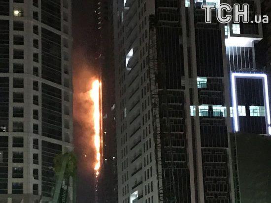 Пожежа в хмарочосі в Дубаї та можливість надання Україні летальної зброї. П'ять новин, які ви могли проспати