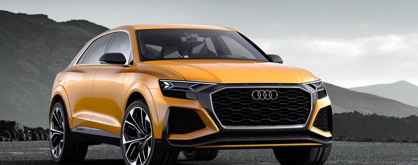 Audi зарегистрировала название RS Q8