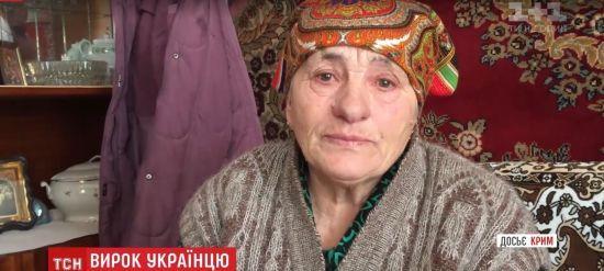 Мати засудженого в Криму проукраїнського активіста: він не взяв паспорт РФ – от і переслідують