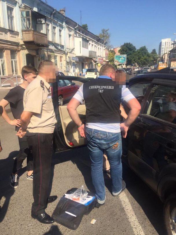 Один з керівників одеської служби з надзвичайних ситуацій погорів на хабарі