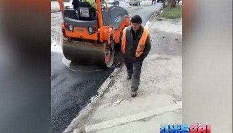 Неужели в Украине начнут наказывать недобросовестных дорожников