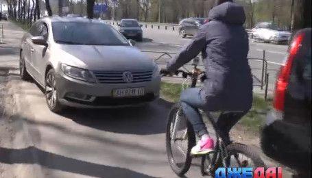 Велоинспекция: как ДжеДАям угрожали столичные гости