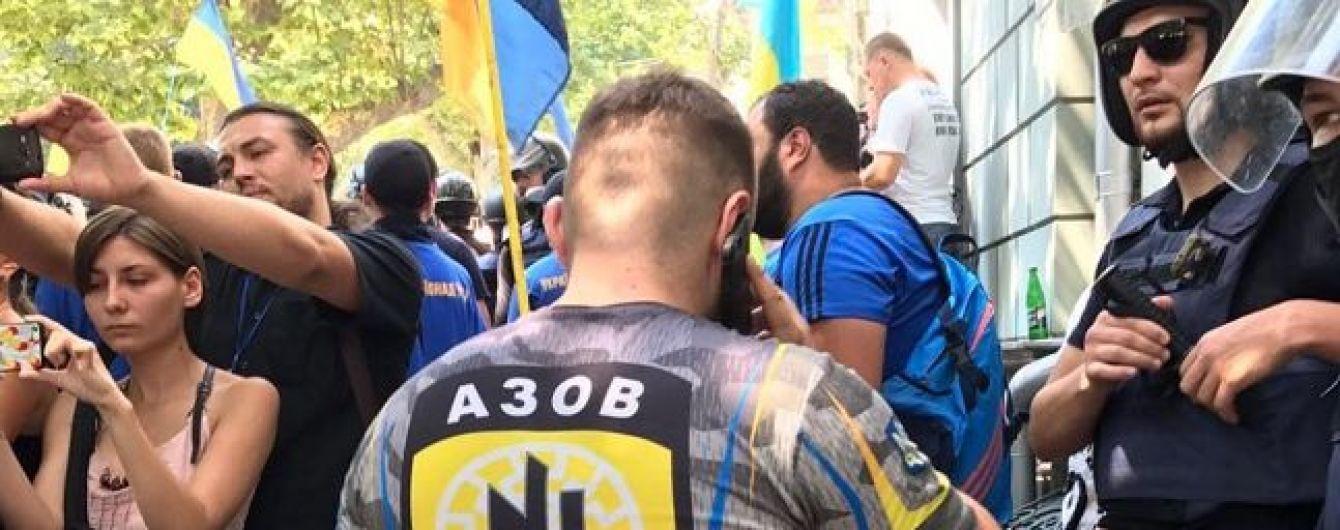 """В Одесі відбулася акція проти """"будівельного свавілля"""" Kadorr group"""