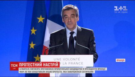 Кандидат у президенти Франції заявив, що Росія не піде з Криму