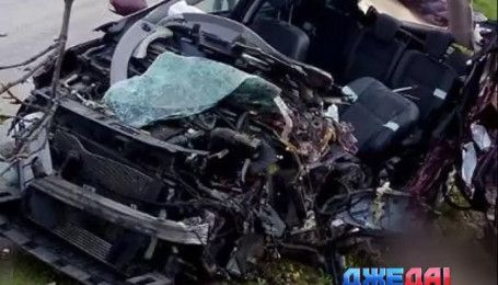 ДТП с дорог Украины - ДжеДАИ за 18 апреля 2017 года