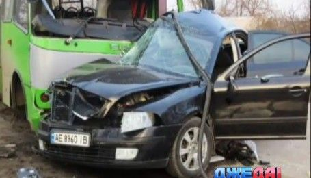 ДТП с дорог Украины - ДжеДАИ за 11 апреля 2017 года