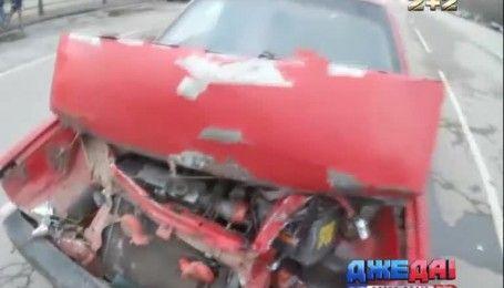 В Николаеве водитель-наркоман устроил погоню с полицией
