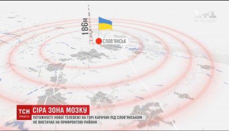 Главный калибр Кремля - радио, телевидение и телефоны на Донбассе