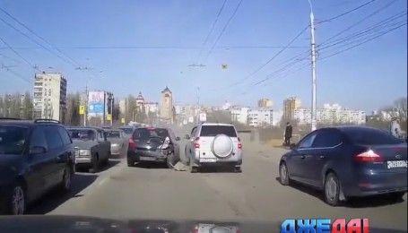 ДТП с дорог мира - ДжеДАИ за 21 марта 2017 года