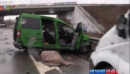ДТП с дорог Украины - ДжеДАИ за 20 марта 2017 года