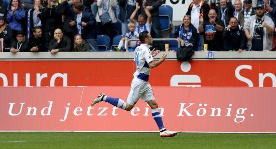 Українець Тащи забив дебютний гол у чемпіонаті Німеччини