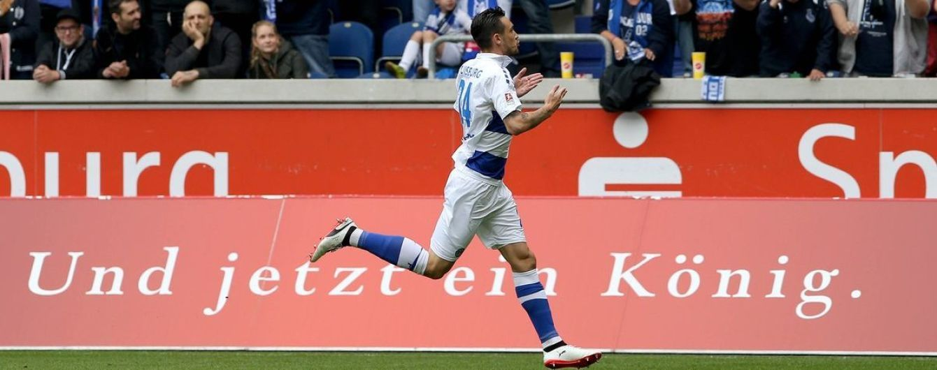 Украинец Тащи забил дебютный гол в чемпионате Германии