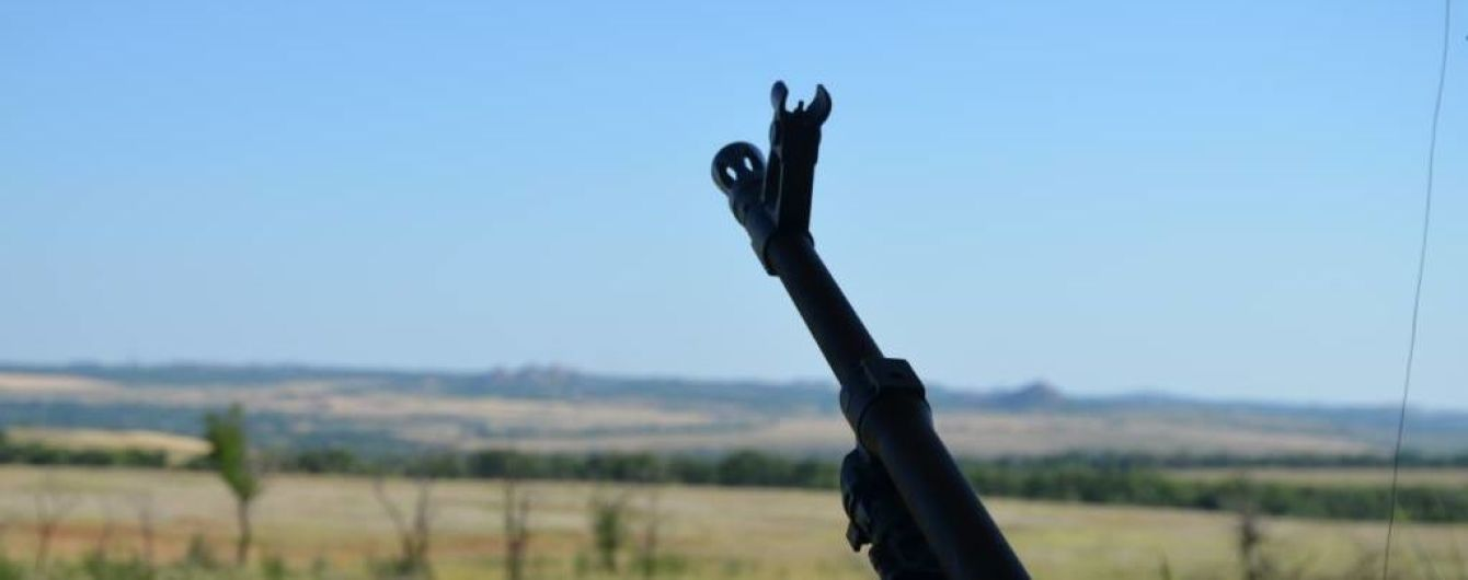 Обострение ситуации: c начала суток в зоне АТО двое бойцов получили ранения