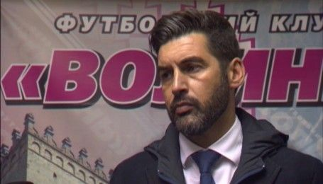 Паулу Фонсека: Нам не вдавалося забити гол через воротаря Волині