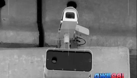 Камеры, фиксирующие нарушения правил дорожного движения, заработали в Киеве