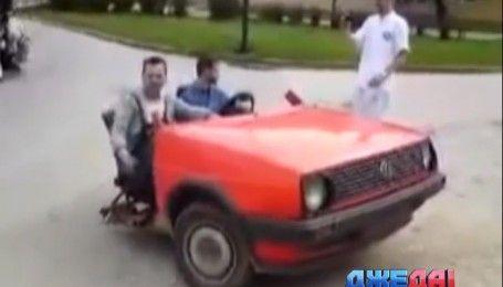 Автомобильные чудеса - ДжеДАИ за 30 января 2017 года