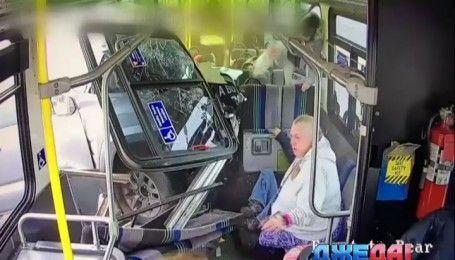 ДТП с дорог мира - ДжеДАИ за 30 января 2017 года