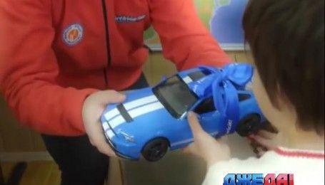 На заводе Ford в Румынии взялись собирать детские машинки