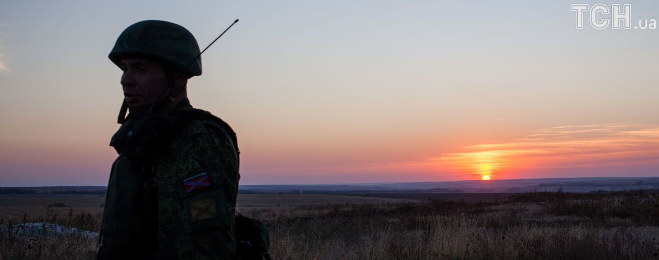 На Донбассе боевик взорвал себя из-за решения командира не платить ему зарплату - ГУР