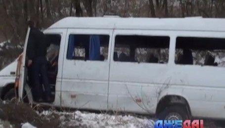 ДТП с дорог Украины – ДжеДАИ за 21 декабря 2016 года