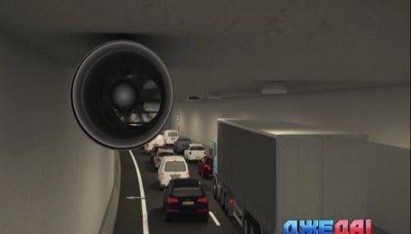 В Нидерландах появился первый двухуровневый подземный тоннель для автомобилей