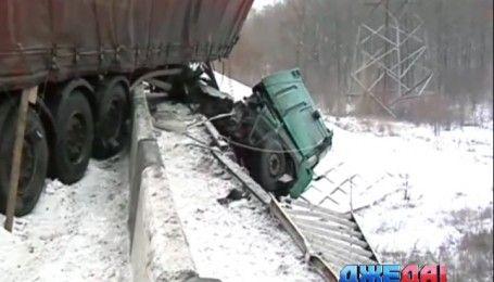 ДТП с дорог Украины - ДжеДАИ за 7 декабря 2016 года