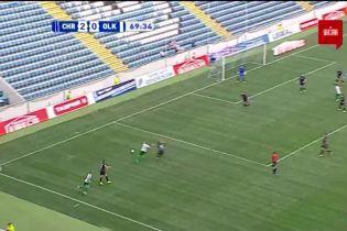 Чорноморець - Олександрія - 2:0. Відео вилучення Третякова