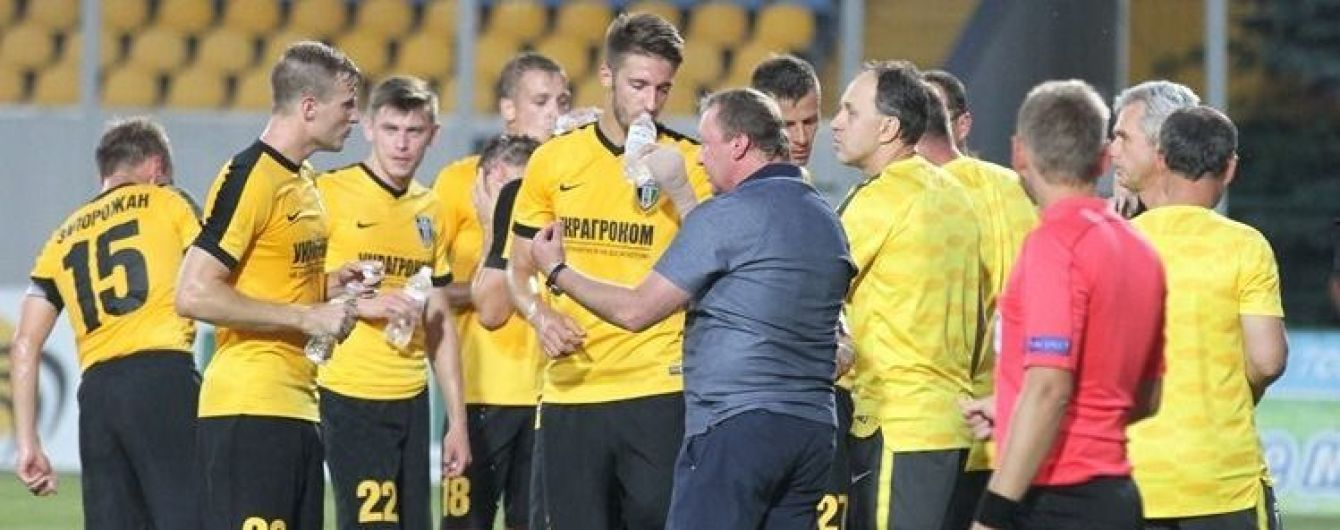 """Два вилучення, пенальті, чотири голи. """"Олександрія"""" не дала """"Чорноморцю"""" виграти перший матч у сезоні"""