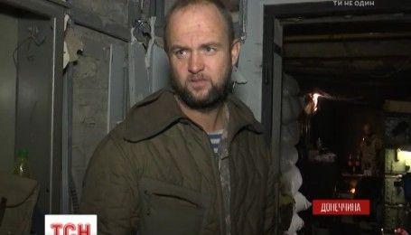 Захисники Авдіївської промзони вперше за останні три місяці фіксують тишу