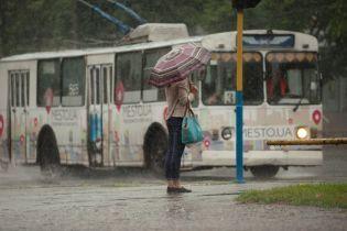 Украину затянут дожди и похолодает. Прогноз погоды на 18 апреля