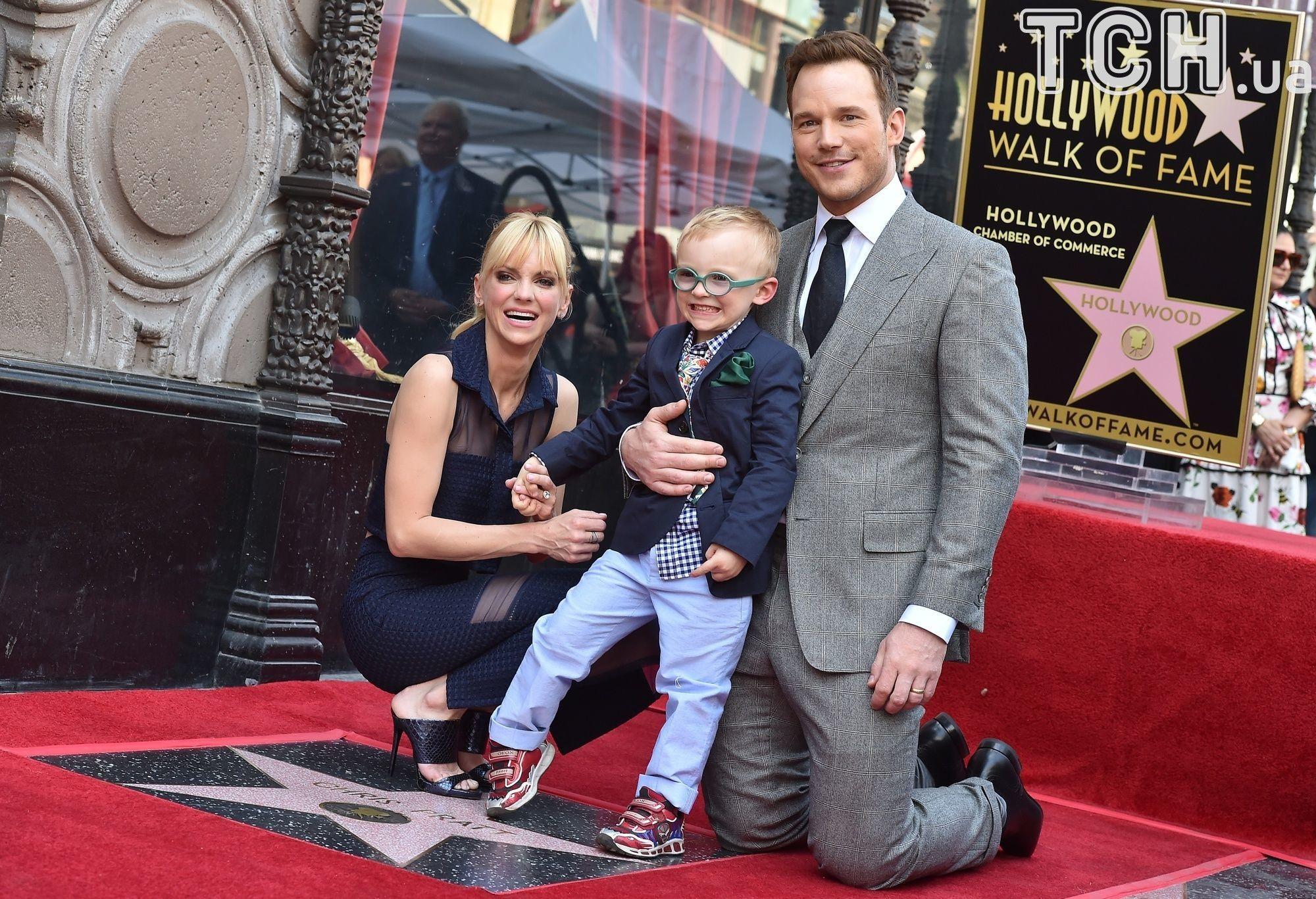 Крис Прэтт иАнна Фэрис больше не совместно: звезда «Стражей галактики» разводится
