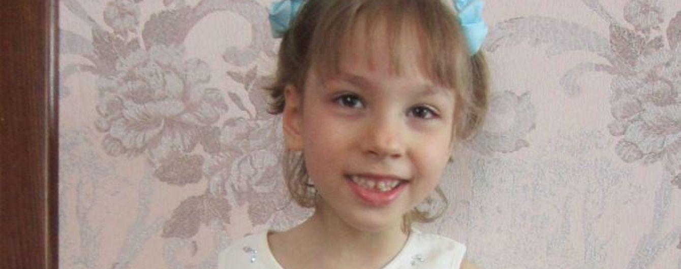 Допомоги потребує 6-річна Костенко Вікторія