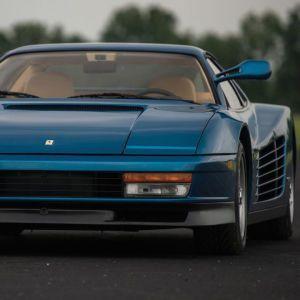 Ferrari лишилась права на использование бренда Testarossa