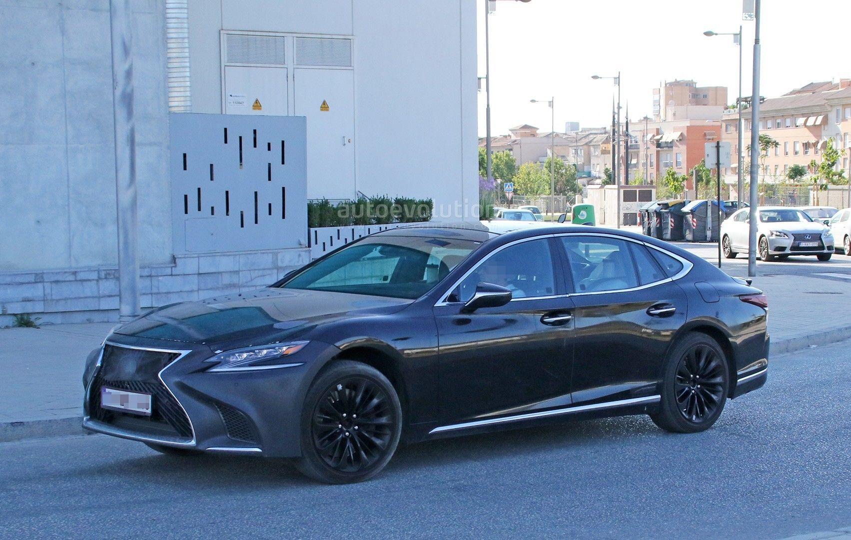 Lexus LS F