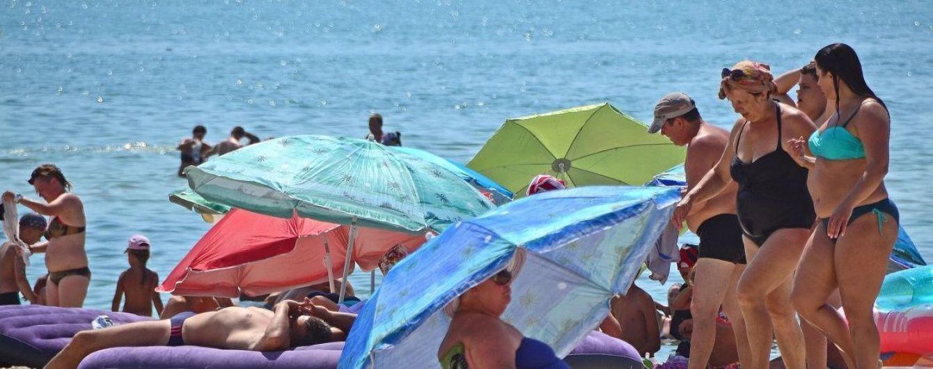 Спека й прохолода розділять Україну навпіл. Прогноз погоди на 8 серпня