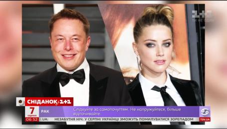 Всемирно известный изобретатель Илон Маск разошелся с актрисой Эмбер Херд