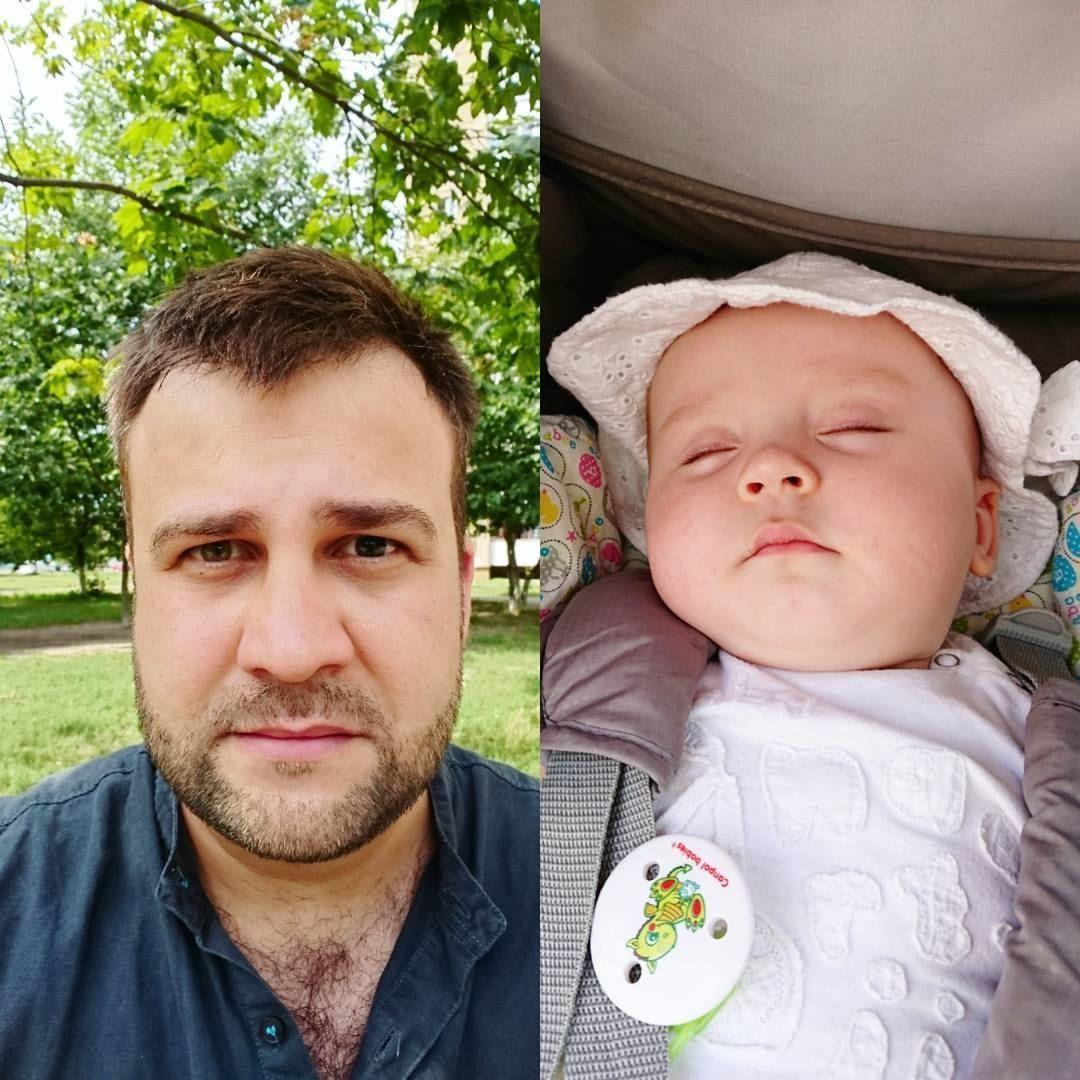 Олексій Душка донька _3