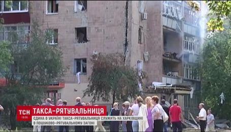 Єдина в Україні такса-рятувальниця служить у пошуковому загоні на Харківщині