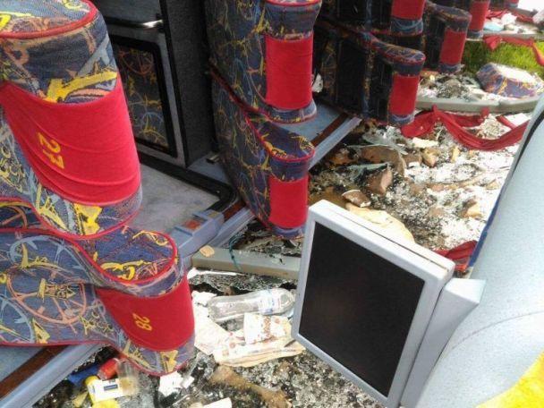 На Львівщині сталася ДТП за участю автобуса з українськими туристами, є жертви