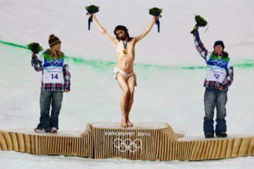 Христос-спортсмен