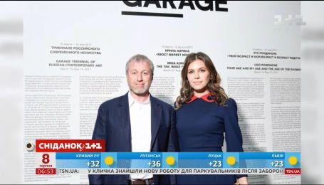 Роман Абрамович расходится со своей третьей женой Дашей Жуковой