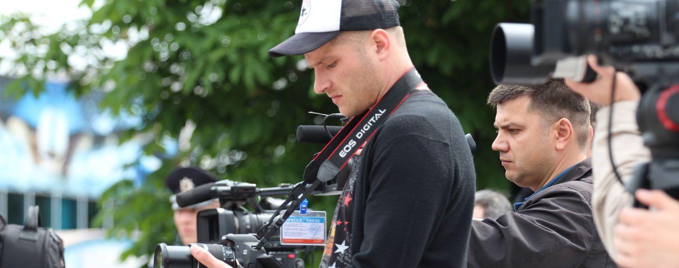 В помощи нуждается видеооператор Вячеслав Волк