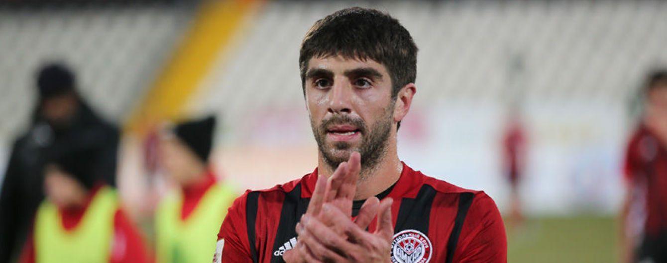 Игрок сборной Украины покинул российский клуб и может перебраться в Европу