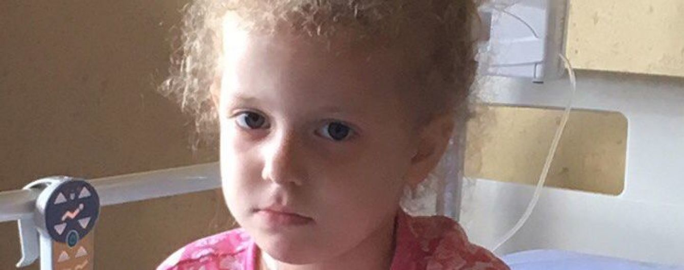 Жизнь 3-летней Полинки в руках добрых людей