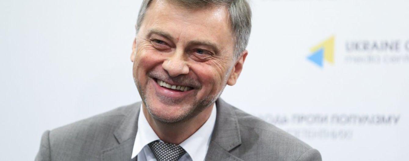 Глава ФГВФЛ рассказал об условиях своего увольнения и отношениях с Порошенко и Кононенко