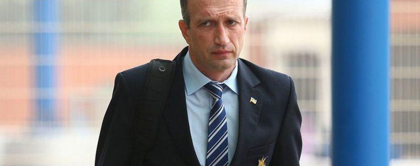 Арбитр с российским гражданством Вакс написал заявление о завершении карьеры