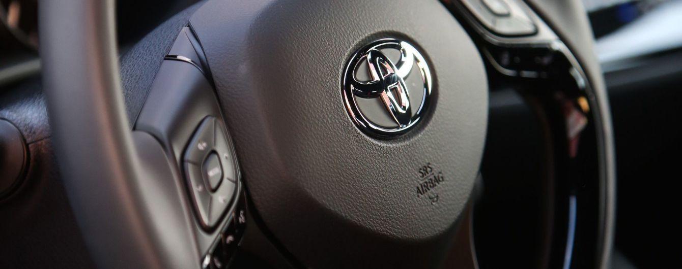 В США Toyota построит трек для тестирования беспилотников